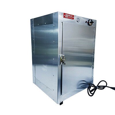 Commercial Food Warmer HeatMax 16x16x24  Hot Box  Pizza Pastry Patty Heated Case