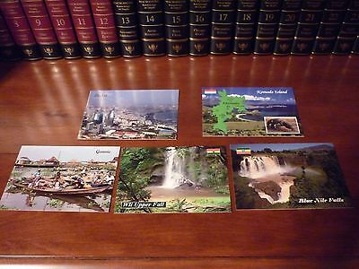 International Postcard Lot *unposted* *new* *africa* *asia* *south Pacific* Rare