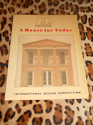 REVUE A.D., Architectural Design Profile n° 64 : A House for Today