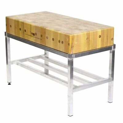 Butchers Block - 4ft by 2ft (120x60cm) Without Stand