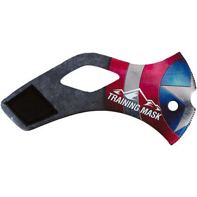 Elevation Training Mask 2.0 Merica Sleeve (Red/White/Blue)