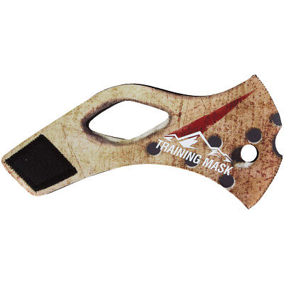 Elevation Training Mask 2.0 Jayson Sleeve (Brown)