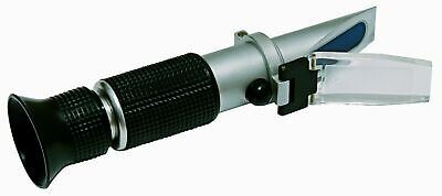 REED R9600 Salinity (Salt) ATC Refractometer, 0 to 28% Range, ±0.2% Acc.