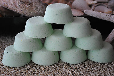 RELAXATION Essential Oils Aromatherapy Bath Bombs with Coconut Oil PACK OF 50