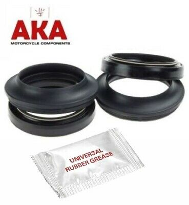 Fork Oil Seal & Dust Seal Kit for: Yamaha TDM 900 2002-09 (INC ABS)