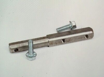 BLODGETT Oven Door Hinge Pin & Screws, Lower, New Style, Genuine Part# 11172