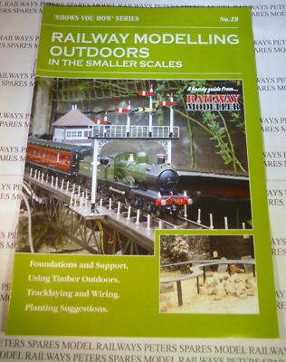 Peco No: 18 Shows You How Series: Railway Modelling Outdoors in smaller scales