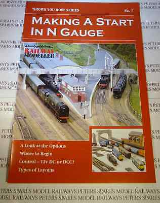 Peco No: 7 Shows You How Series: Making A Start in N Gauge