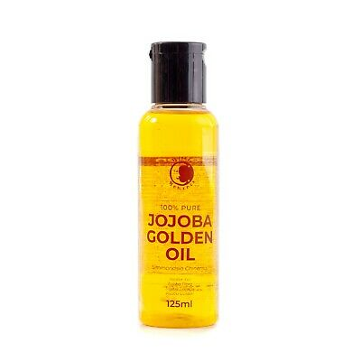 Jojoba American Carrier Oil - 100% Pure - 250ml (OV250JOJOAMER)