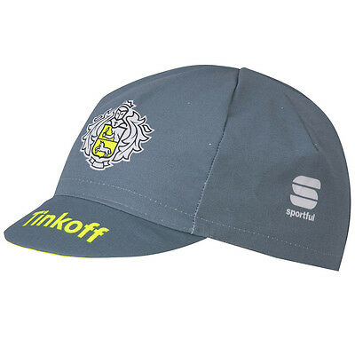 Cappellino Tinkoff Cycling Cap 2016 One Size