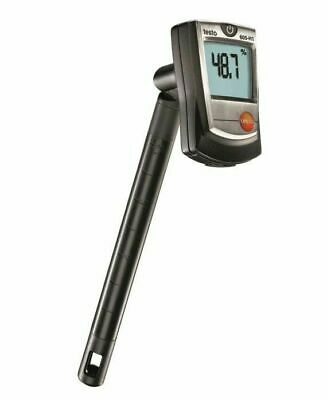 Testo 605-H1 Thermo-Hygrometer with Dewpoint Calculation (0560 6053)