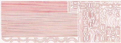 HMRS 22P OO Gauge BR Mixed Traffic Lining Pressfix Transfer Sheet