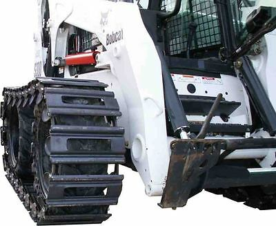 "Skid Steer Tracks - 2PLUS Series Steel Tracks - 12"" Wide"
