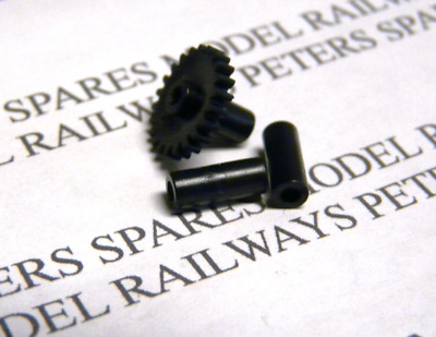 Peters Spares PS31 Bachmann Replacement Axle Set - 03 Shunter 0-6-0
