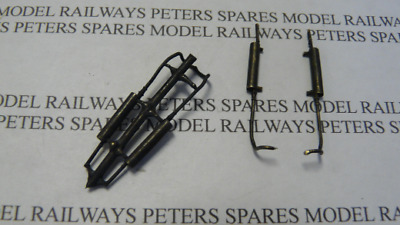Peters Spares PS45 Lima / Hornby Replacement Exhausts (Pk2)