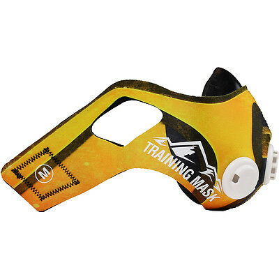 Elevation Training Mask 2.0 Finisher Mortal Kombat Sleeve Changeable Cover
