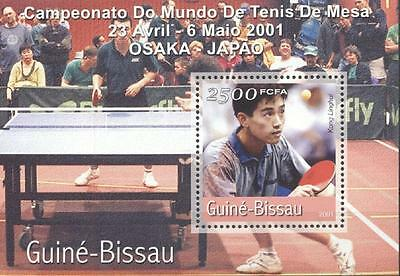 (206335) Olympics, Tabletennis, China, Guinea-Bissau