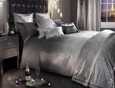 Ombre Slate Bed Linen by Kylie Minogue At Home ... FREE SHIPPING