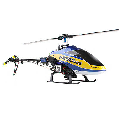 Advanced Palyer Only Walkera Helicopter V450D03 6CH RC BNF Version Flybarless