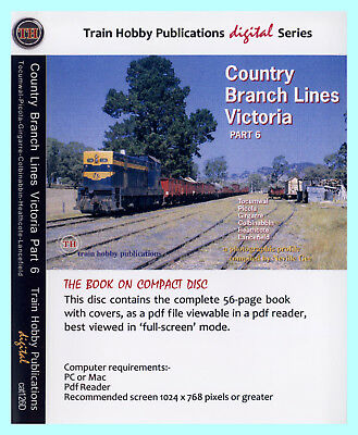 Country Branch Lines Victoria Part 6 - Tocumwal, Picola, Girgarre, Colbinabbin