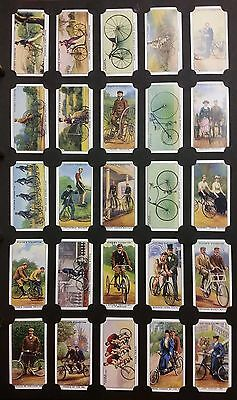 Card Collectors Society Full Repro Set of 50 - Players - Cycling