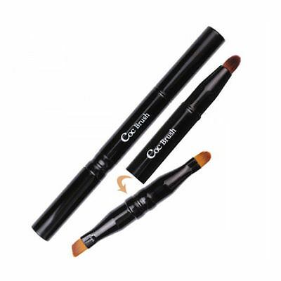 [CORINGCO CoC] 3 in 1 Multi Shadow and Eyebrow Makeup Brush MADE IN KOREA NEW