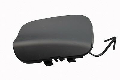 NEW OEM NISSAN JUKE 2015-2017 FRONT BUMPER UNPAINTED TOW HOOK COVER NON NISMO