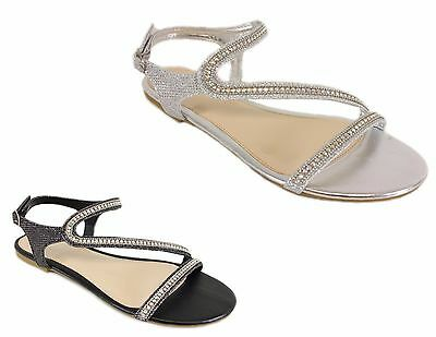New CALEB19 Women Sandals Shoes Gladiator Thong Flops T Strap Flip Flat Strappy