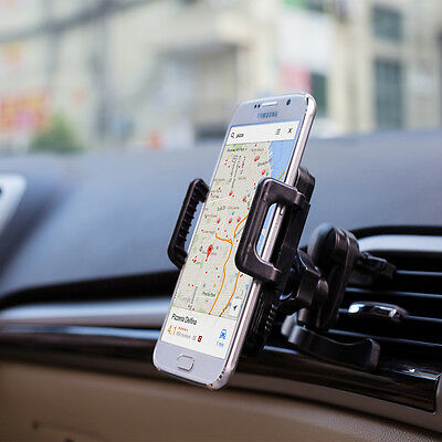 Hugmie ® Mie+ Universal Air Vent Car Mount Holder For All Smartphones