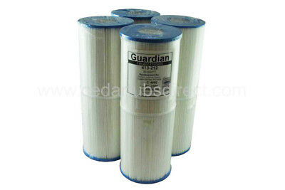 Spa Filter -C4950 Unicel C-4950  Replacement- 4 Pack