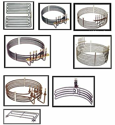 Custom Heating element tube air liquid coating industry food design your element