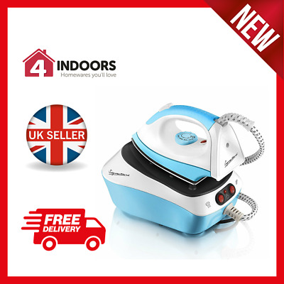 Signature S22002 Steam Generator Iron 2300w Stainless Steel soleplate Brand New