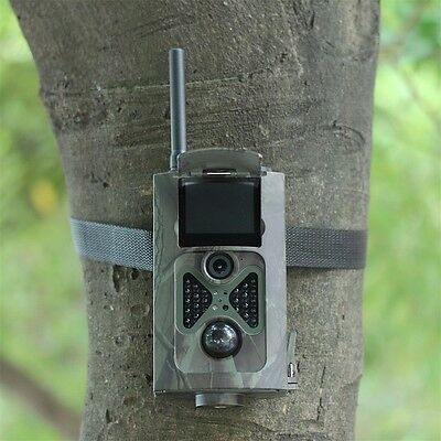 HC500M HD GSM MMS GPRS SMS Control Scouting Infrared Trail Hunting Camera F72
