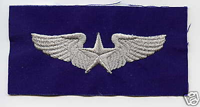 VNAF patch, Air Force Pilot Flying Wings insignia