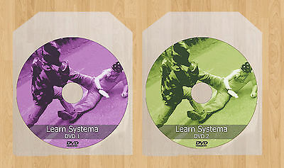 Learn Systema Mixed Martial Arts Self Defence Training 2 DVD Video MMA Tutorial