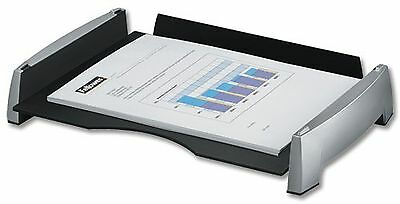 Fellowes Office Suites Letter Tray (8031701) Black;Silver Fellowes