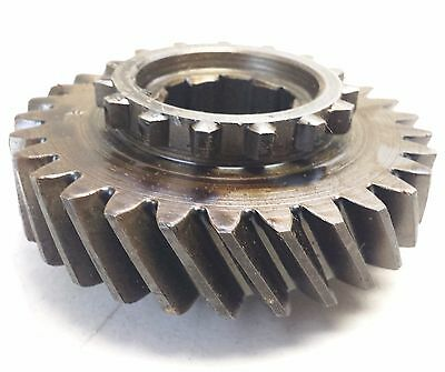 Jeep CJ5, 809297 Dana 18 Gear Main Shaft 29/15 Tooth, 6 Spline