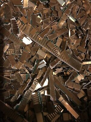 150 Gram Lot Of Military Grade Scrap Gold Fingers Gold Recovery High Yield