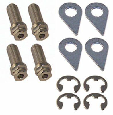 Stage 8 3903 Turbo Locking Bolt Kit with 10mm-1.25 x 25mm Bolts