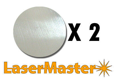 2 x 1.5mm Stainless Steel 50.8mm (2'') Diameter Discs