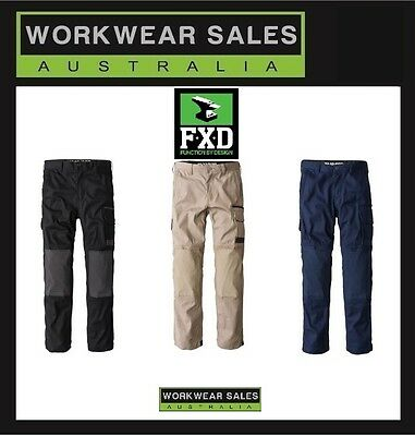 FXD Mens  WP-1 Cargo Pants  Work Wear' Workwear New With Tags Free postage