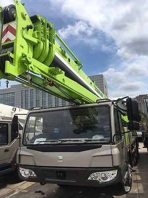 Truck Cranes - 2017 Zoomlion Qy25V 431 - Brand New