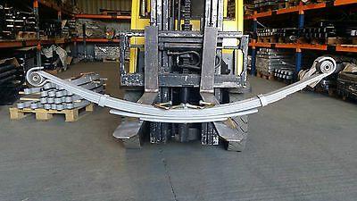Iveco Daily 35C12 4+2  Leaf Spring 60mm Wide With U-bolts