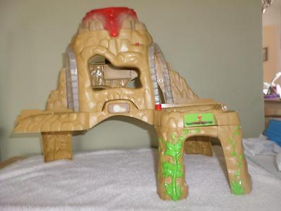 Dinosaur Train Mountain Tunnel Volcano  Replacement Incomplete as pictured