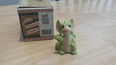 "Real Musgrave Pocket Dragons ""Hi!"" MINT in original box!"