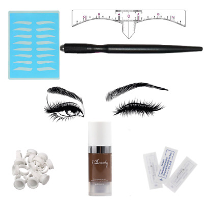 Microblading Starter Set Pink - Permanent make up Gerät - Microblading Pen