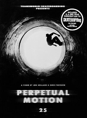 Transworld - Perpetual Motion DVD