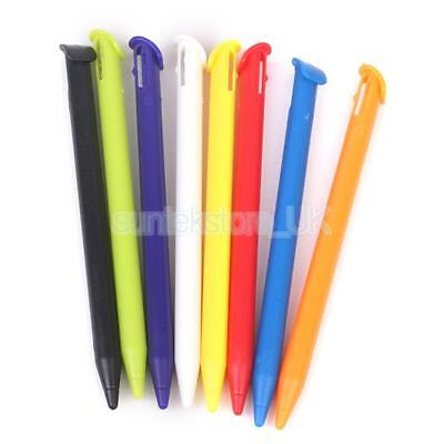 8pcs Multi-color Stylus Touch Screen Pen Stick for New Nintendo 3DS LL/XL