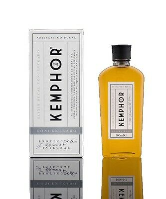 Kemphor Elixir Bucal Concentrado 100Ml # Mouthwash