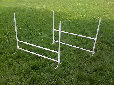 Dog Training Jumps Agility Obedience Flyball FUN!!  1,2,3,4,or 5-you choose!